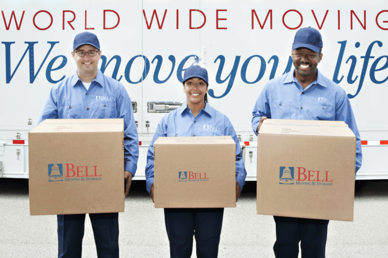 Contact Bell Moving and Storage 1